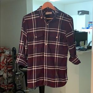 Everlane Flannel Shirt